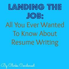 How to Write a Résumé That Stands Out - hbrorg