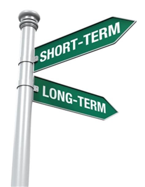 Long-term goal, short-term goal and then - MBA Prep Coach